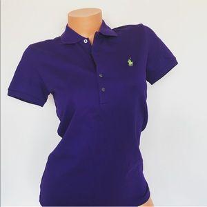 Ralph Lauren | Slim Fit Stretch Polo Shirt